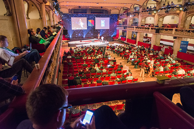 Lucerna Great Hall
